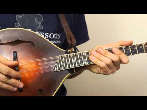 How To Tune The Mandolin - Mandolin Lesson