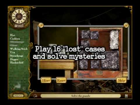 The Lost Cases of 221B Baker Street PC Game