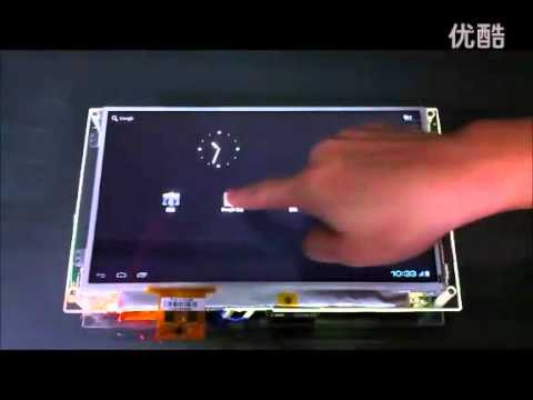 Android 4.0 Tablet UI for Touch Screen.mp4
