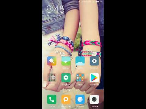 How to save/print to PDF in Redmi note 4