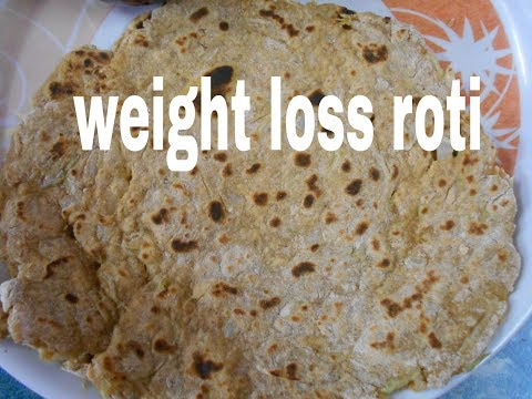 Super fast weight loss roti / lauki paratha / loose up to 4 kgs in 1 week