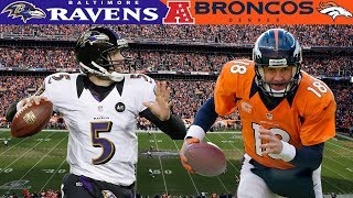 The Mile High Miracle! (Ravens vs. Broncos, 2012 AFC Divisional)