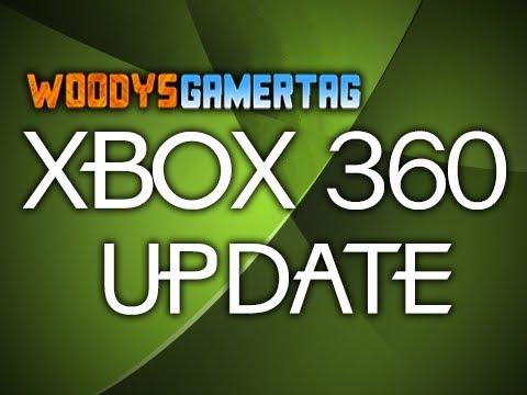 XBOX 360 Update Explained