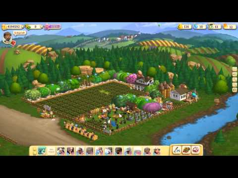 Farmville 2 level 61 Level Up! New levels have arrived!