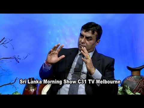 Interview with Pujith Jayasundara ( Inspector General of Police Sri Lanka)Pt-3