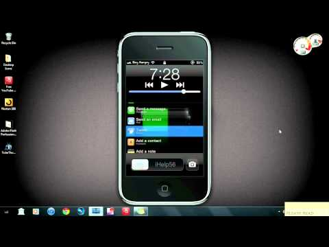 How To Get Widgets On Your Lockscreen. For iPhone, iPod Touch & iPad (iOS5+)