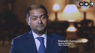 Interview with Manesh Fernando, General Manager, Hilton Colombo