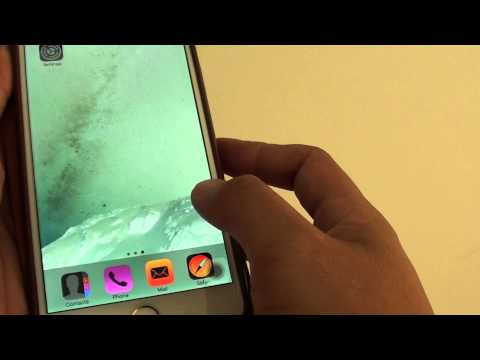 iPhone 6 Plus: How to Invert Screen Color to Negative or Normal