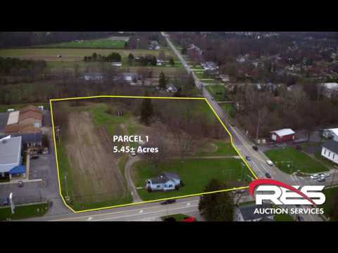 37+ Acres Land Auction | North Ridgeville, Ohio