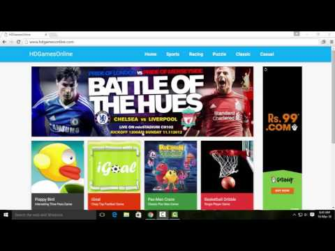 Play Free Online Games Site released - Tamil Tutorials