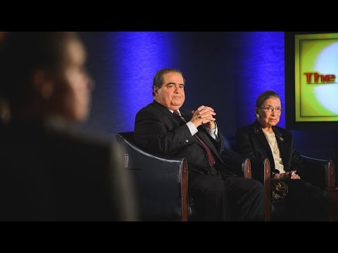 Justice Scalia believed Supreme Court was being spied-on by Obama -- Obama could be subpoenaed!