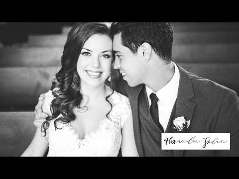 Cory and Nicole's Wedding Film at Loughridge Weddings, Camp Loughridge   Tulsa, OK