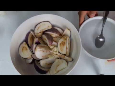 Cách muối cà tím giòn ngon!