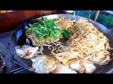 Asian Street Food - Popular Street Food In Ta Khmao Town - Youtube