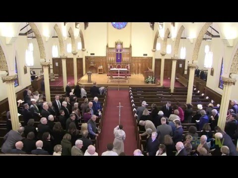 Margaret M Donohue Funeral Mass