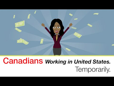 Payroll Taxes for Canadians Who Are Temporarily Working in the United States