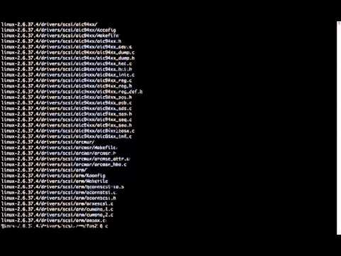 Linux Kernel - Download and Compile