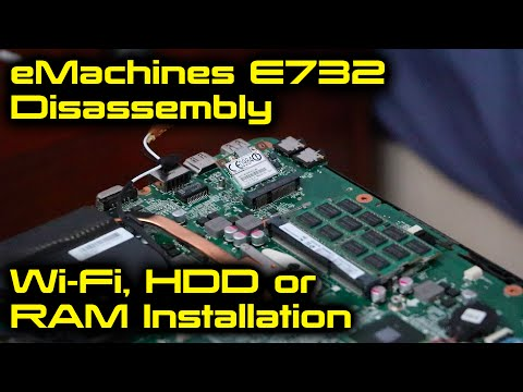 How to replace hard drive in emachine laptop - Emachines E Laptop Schematic Diagram on