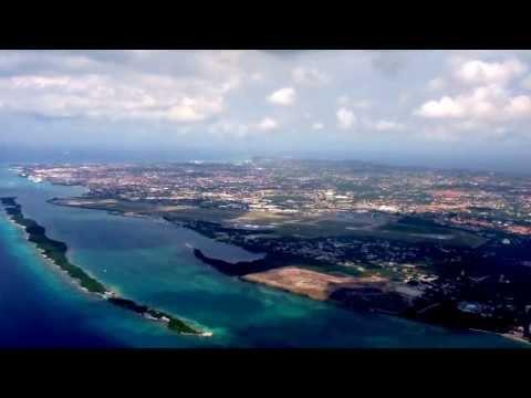 Aruba landing
