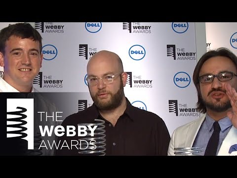 Vimeo's 5-Word Speech at the 18th Annual Webby Awards