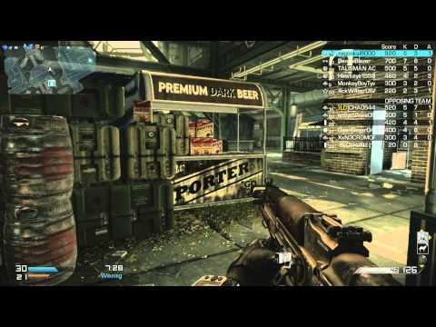 Call of Duty Ghosts - TDM - Strikezone 2 (12/17/2013) - (75-65) -