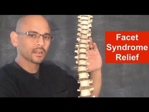 Personal Injury Doctor Atlanta - Back Pain Relief for Lumbar Facet Syndrome - Atlanta Chiropractor