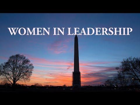 Women In Leadership - The Eisenhower Institute at Gettysburg College
