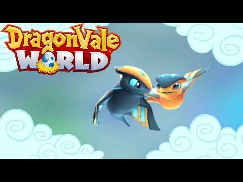 Hatching Our Gemini Zodia Dragon Twins!! 🐲 DragonVale World - Episode #20