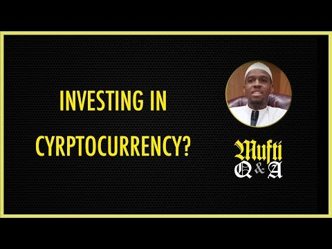 Investing in Cryptocurrency?