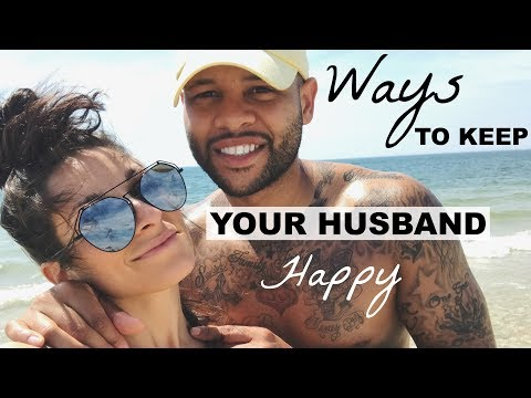 The 5 Love Languages | HOW TO keep Your Husband Happy!