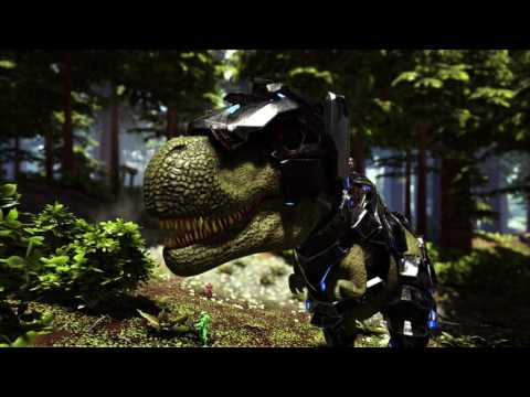 ARK: Survival Evolved TEK Tier reveal trailer