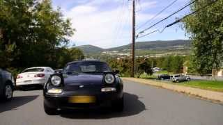 Regular Car Reviews: 1995 Mazda Miata MX-5