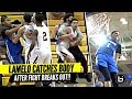 LaMelo Ball SNAPS After FIGHT Breaks Out BODIES Defender CRAZY DUNKS