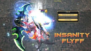 Insanity Flyff ~ Leveling Guide - Lv  60M - 175L (Part 1