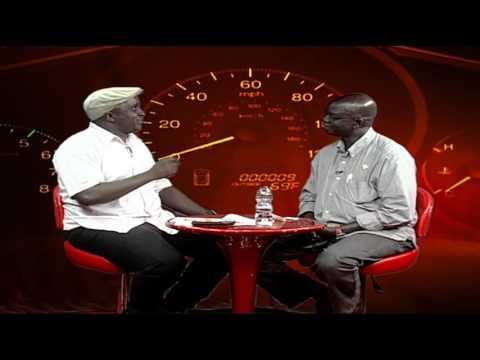 Motor Sport with Frank Kahesi