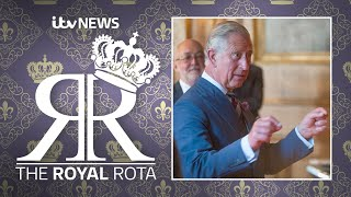 Our royal team on Prince Charles' radio show and William and Kate's bingo skills | ITV News