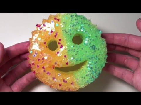 SATISFYING SLIME DADDY COMPILATION (Sponge Slime) // diySatisfying