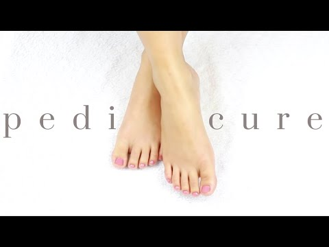 DIY FOOT CARE ROUTINE