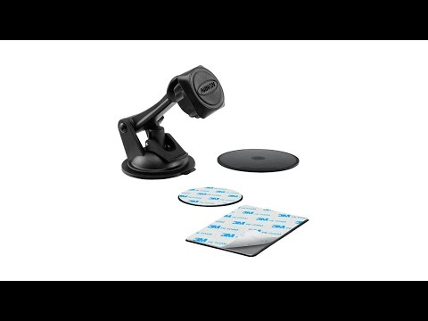 Sticky Suction Dashboard or Windshield Magnet Mount | Arkon MAG179