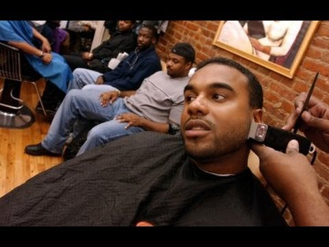 BLACK BARBER SHOPS: Black Barbers Take Too Long, Ghetto & Unprofessional