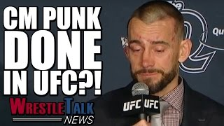 CM Punk Done With UFC?! WWE Stars React To Debut! | WrestleTalk News