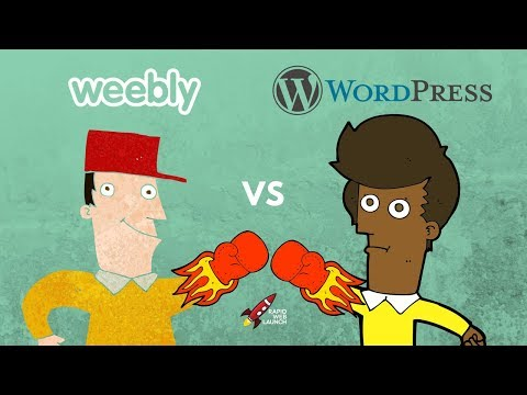Weebly vs Wordpress: Which Web Design Platform is Best For You?