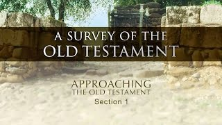 A Survey of the Old Testament Video Lectures - Chapter 1: Andrew E. Hill and John H. Walton