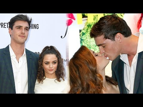 The Kissing Booth Star Joey King Talks Kissing FAIL with BF Jacob Elordi While Filming