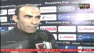 سيد عبد الحفيظ يطلق صواريخ على لجنة الحكام بعد مباراة الاهلى و وادى دجلة و محمود عثمان يرد