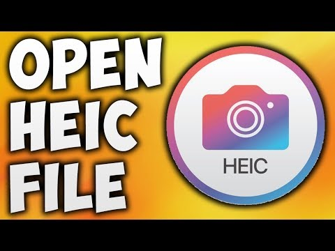 Convert HEIC Files To JPG,PNG To View Photos In Pc Or Mac For Free-Offline Trick!