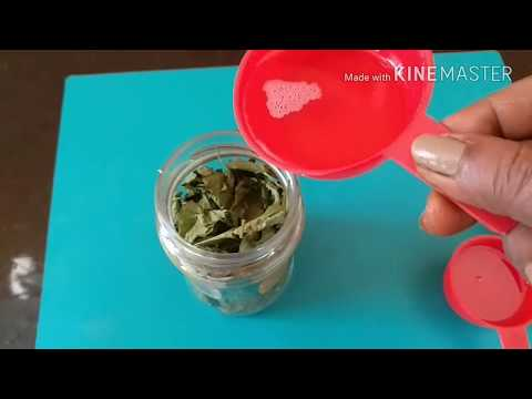 Brahmi Hair Oil: How to make at home: for strong and healthy hair