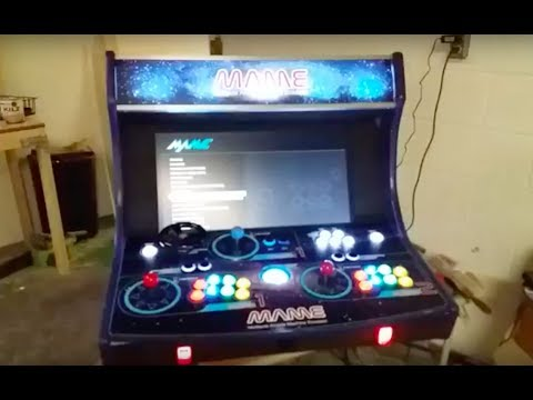 Bartop Arcade Build - Raspberry Pi 3