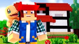 Minecraft: SALVANDO MEU POKÉMON (Parque Pokémon #03)