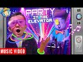 PARTY IN THE ELEVATOR 🎵 FUNnel Fam Music Video (DJ Vision)